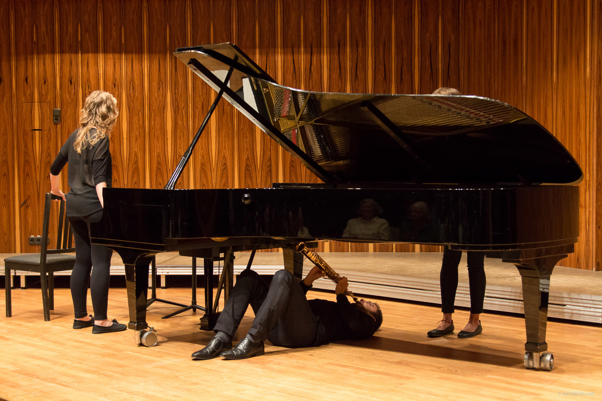 Workshop Concert: Chamber Sessions I - Akademie für Tonkunst
