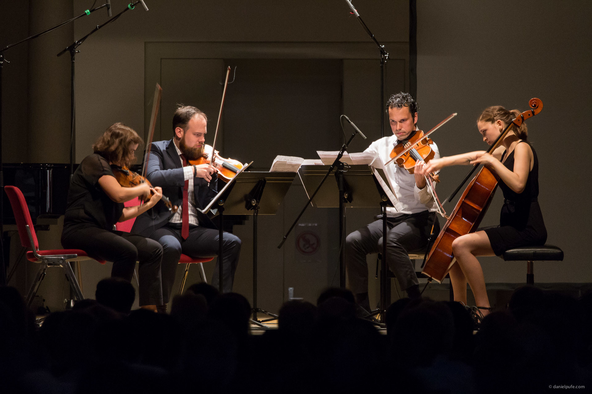 Concert - Showcase I - Mivos - Orangerie