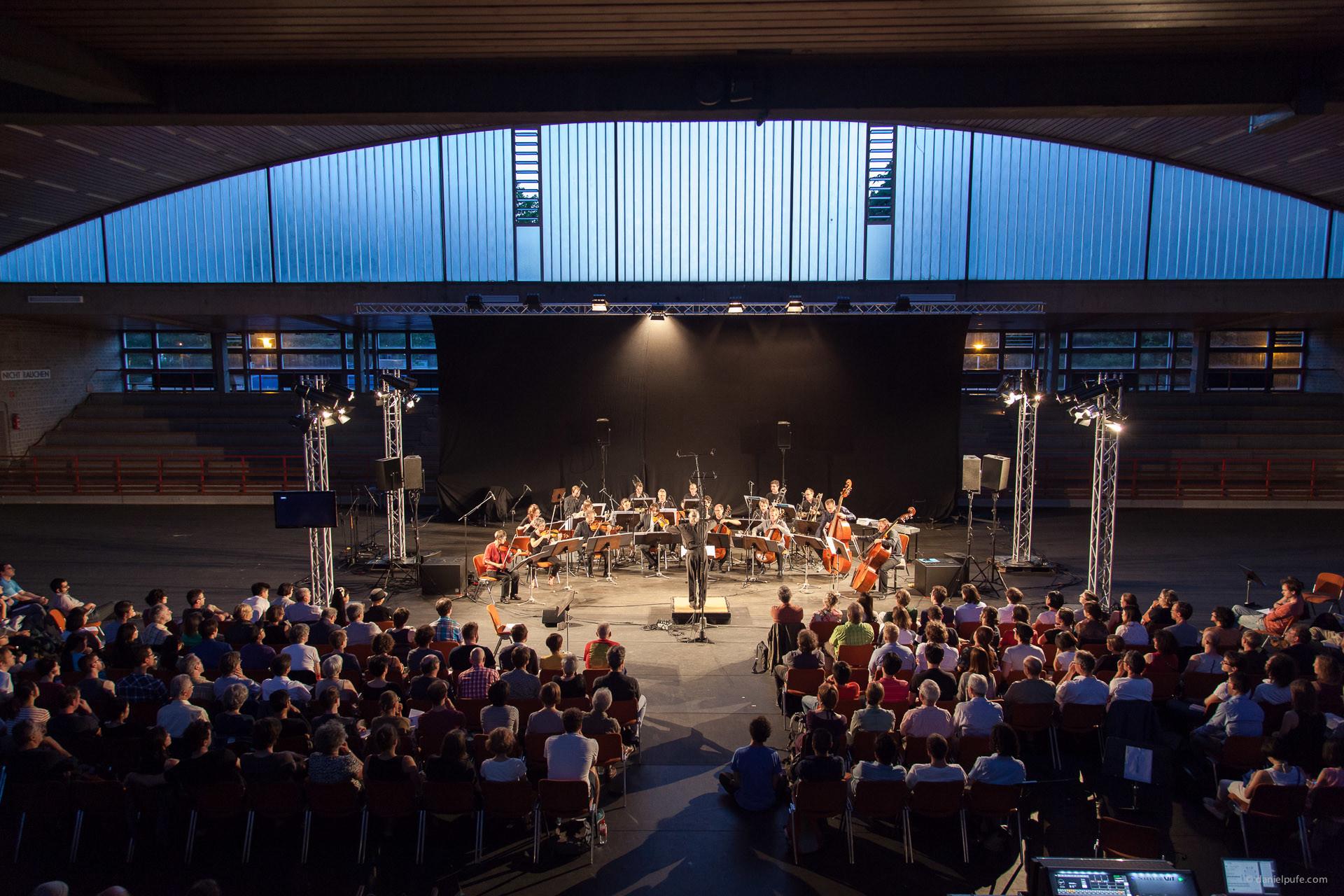 concert: Tristan Murail: Un Sogno - Klangforum Wien - Böllenfal