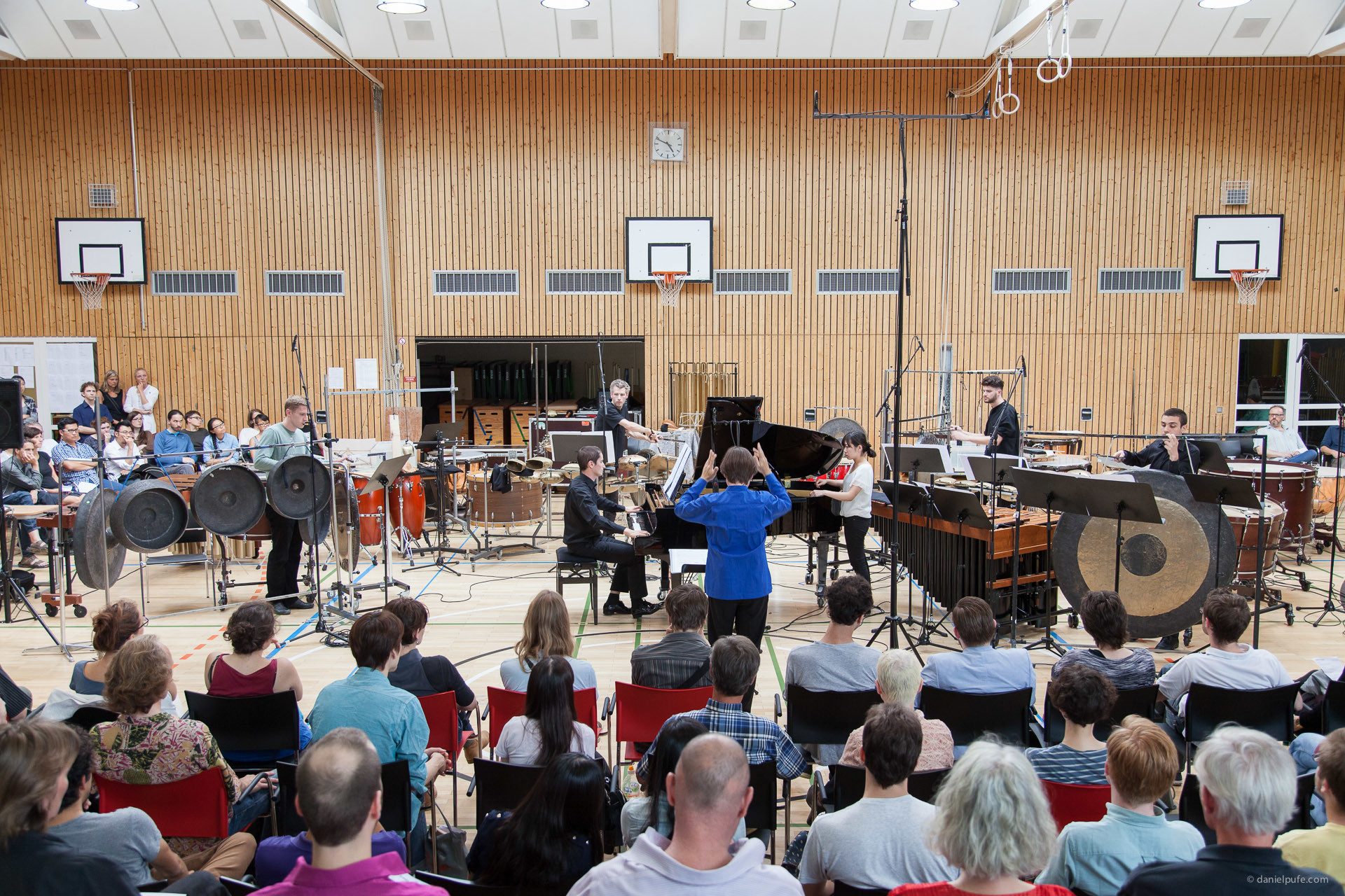 Concert: Percussion - Edith Stein Schule
