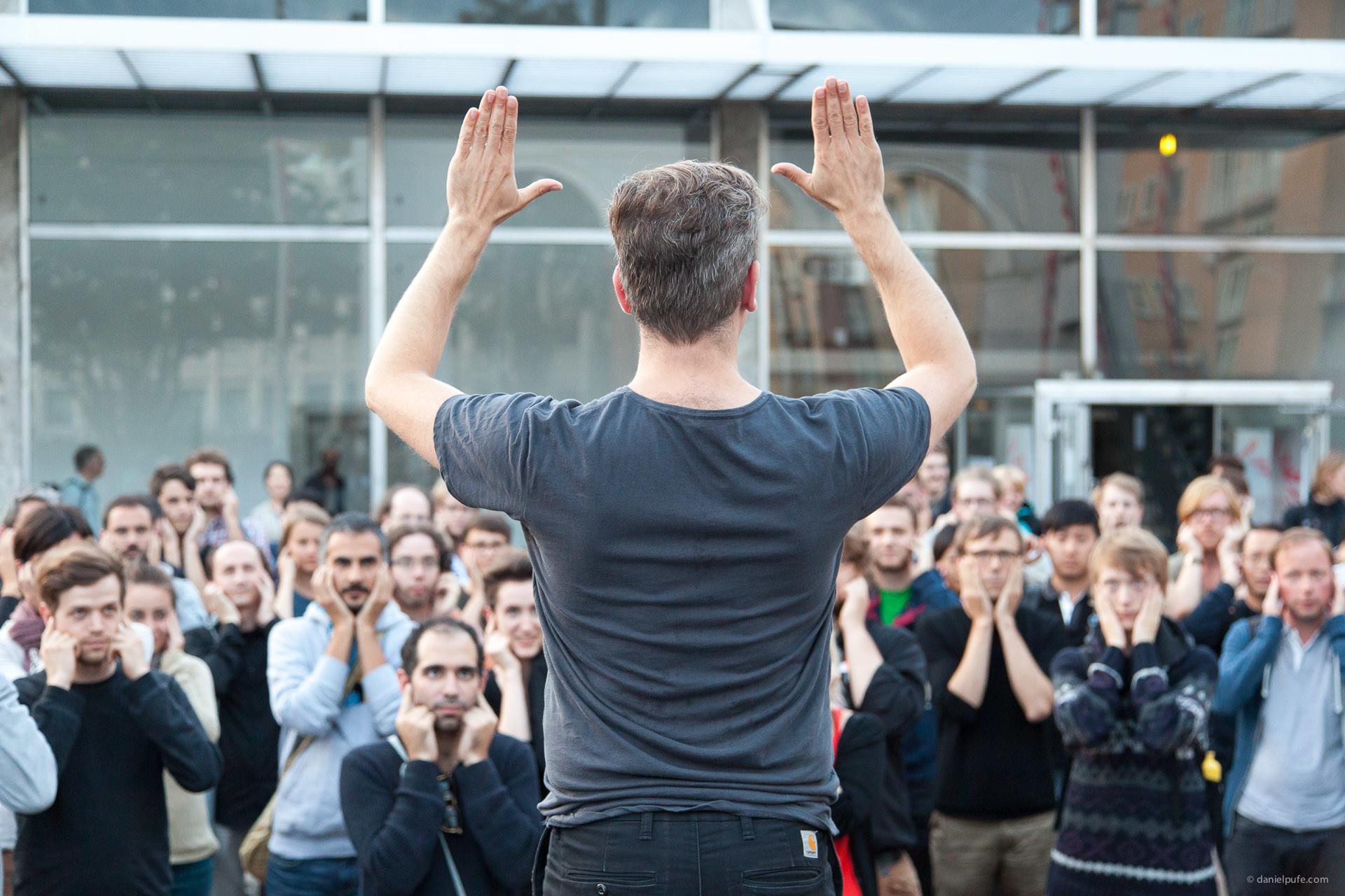 Workshop Concert: Carte Blanche - David Helbich - Kunsthalle