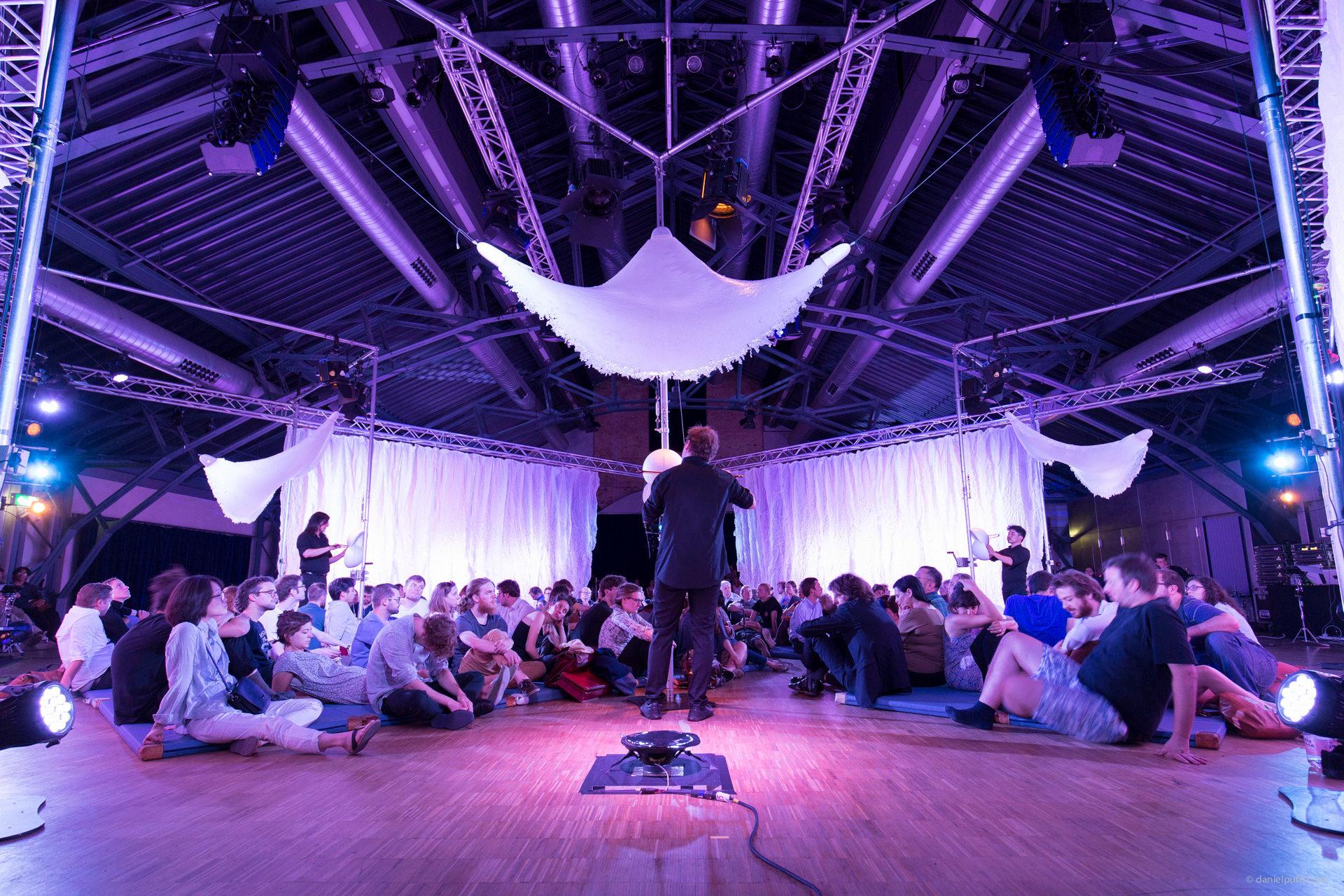 Darmstädter Ferienkurse für Neue Musik 2016