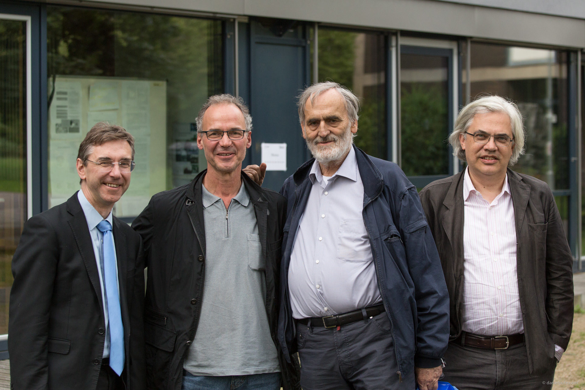 Lucas Fels - Helmut Lachenmann - Paul Archbold - Jürgen Krebber