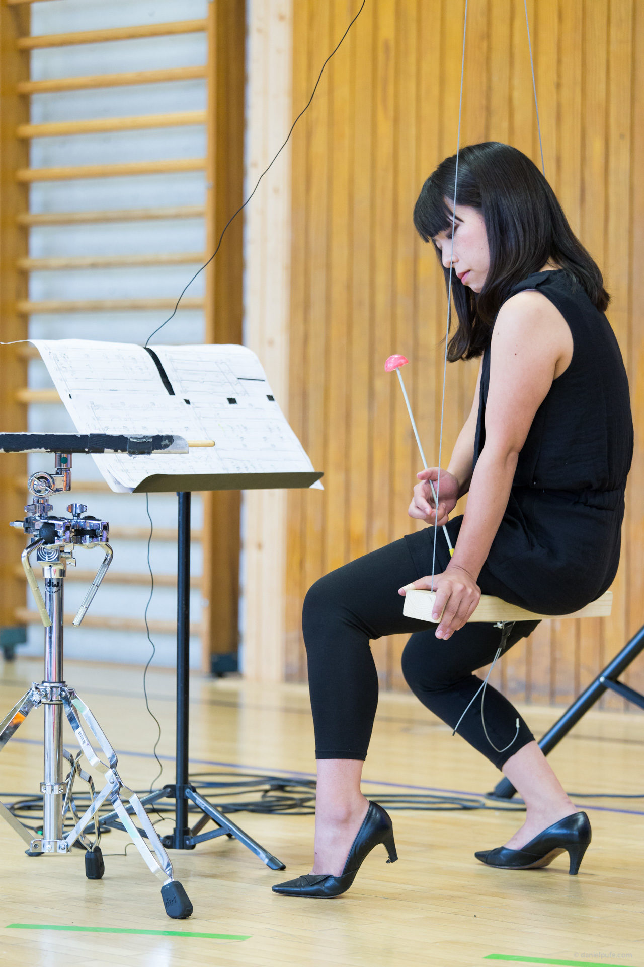 Konzert: Percussion Ensemble Composition Workshop - Edith Stein