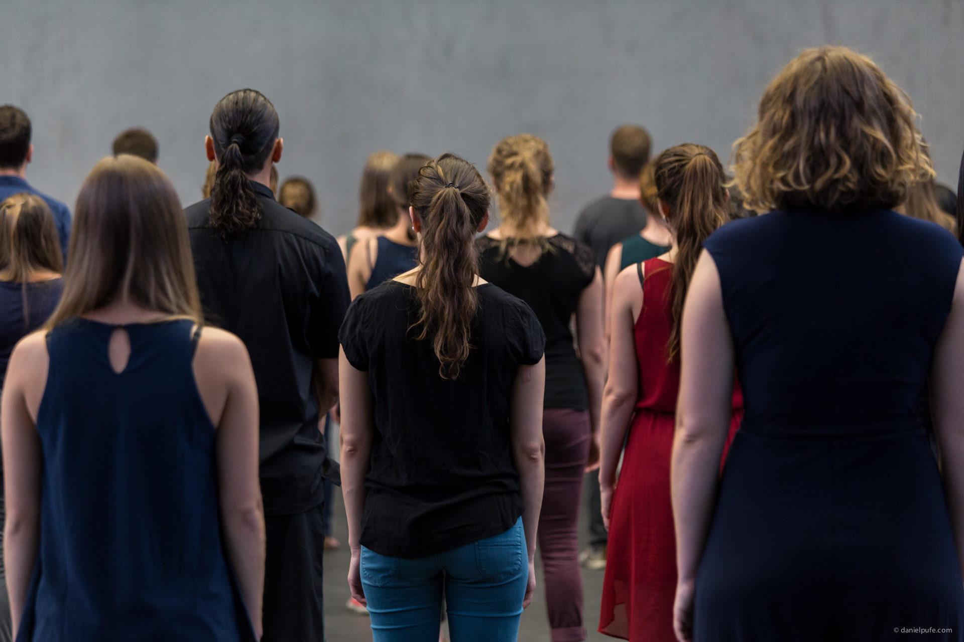 Abschlusskonzert: Un/Ruhe - Sasha Waltz + Guests -  Junge Deutsc