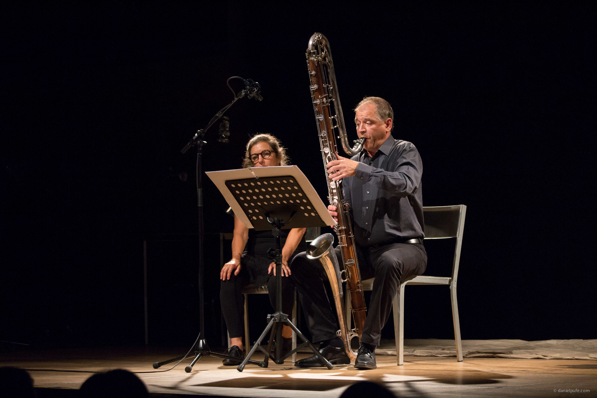 Concert: Aperghis at night - Centralstation Saal