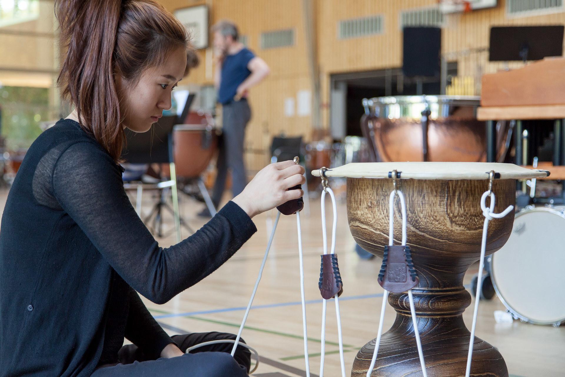Percussion Ensemble Workshop - Edith Stein Schule